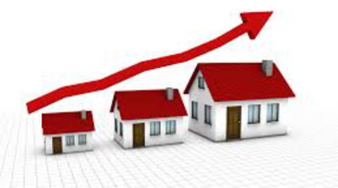 Andamento immobiliare, la crescita continua