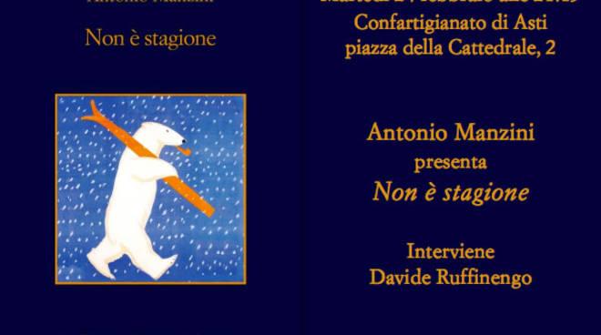 Il Gruppo Donne Imprese di Confartigianato Asti incontra Antonio Manzini