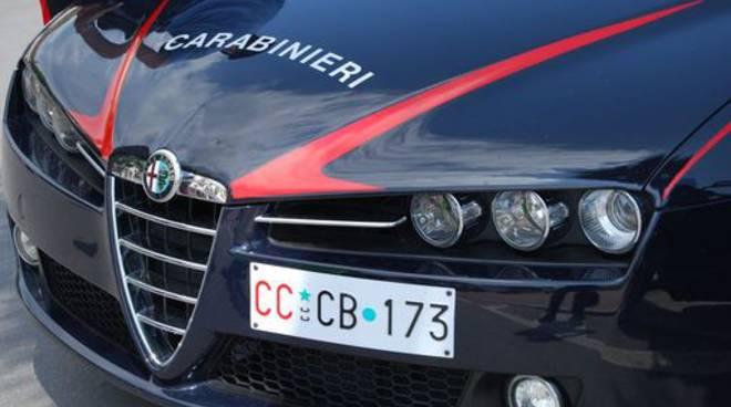 Rissa in un bar di Nizza Monferrato, quattro denunciati dai carabinieri