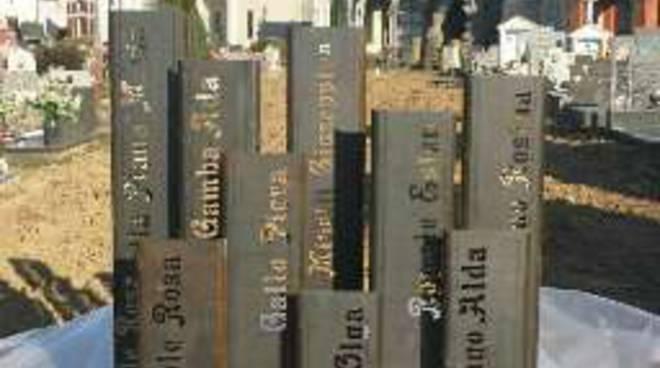 """Asti, domenica 8 l'inaugurazione al Cimitero urbano del monumento alle giovani """"brusaje"""""""