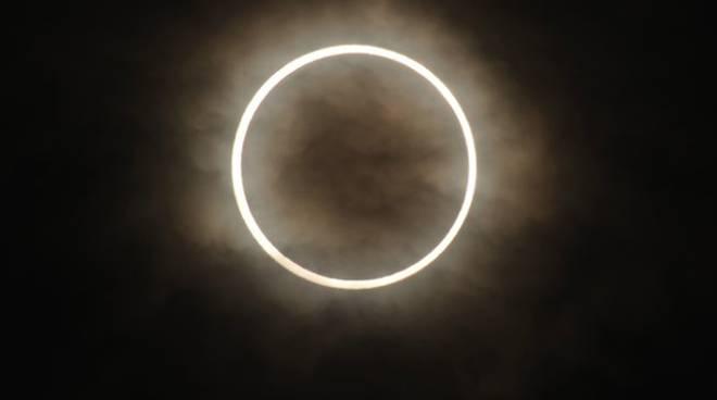 Domani mattina lo spettacolo dell'Eclissi solare
