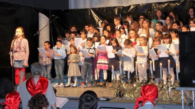Montechiaro d'Asti, piccoli cantanti crescono al Cantachiaro