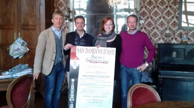 """Presentata la """"Fiera di San Giuseppe"""" di San Damiano, sarà un evento nell'evento"""