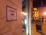 Affissi da Casapound manifesti funebri in centro contro la Ztl