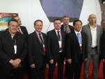 Il Roero alla conquista della Cina, Marco Perosino guida la delegazione di politici ed imprenditori