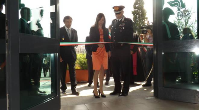 Inaugurata ed intitolata al ''Carabiniere Scapaccino'' la nuova Sede del Comando Provinciale Carabinieri (foto)