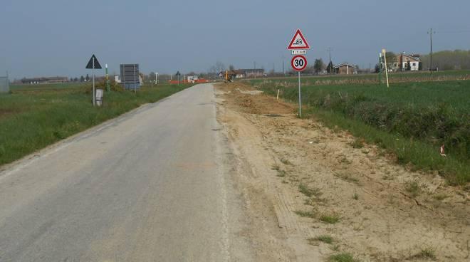 Tra San Paolo Solbrito e Dusino San Michele si lavora per ammodernare la strada provinciale
