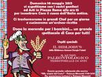 Asti: Domenica ''Cuciniamo con Coco Optimo'' iniziativa dedicata ai bambini e alle famiglie
