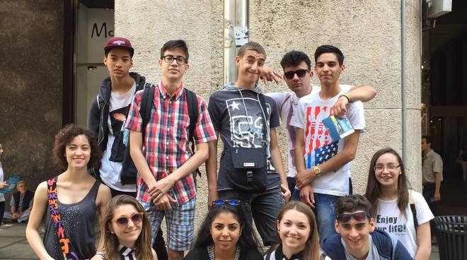 Asti: tornati da Expo i giovani tecnici video del progetto promosso dalla provincia