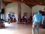 Dal tamburello al contrabbasso: il campus estivo della Casa della musica di Portacomaro