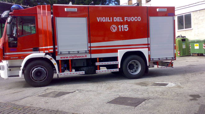 Danni causati dal maltempo, diversi interventi dei Vigili del Fuoco di Asti