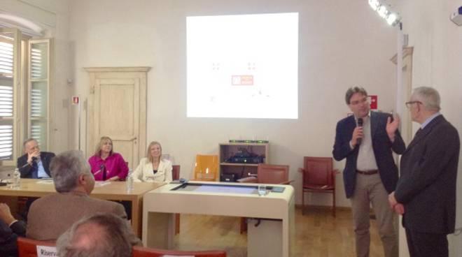 Presentato il libro di Antonio Guarene per portare la cucina di Asti all'Expo