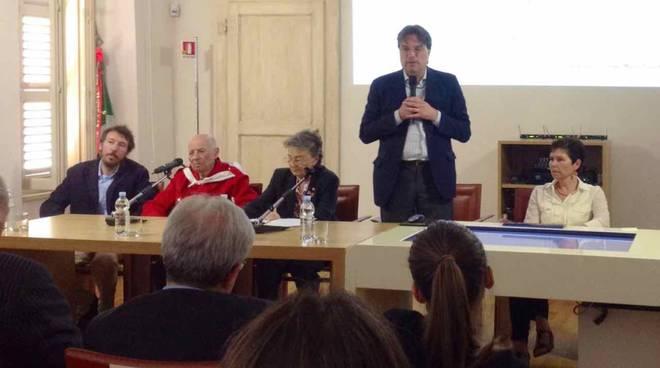 Tagliato il nastro per il nuovo museo della Divisione Italiana Partigiana Garibaldi