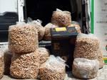 Consegnati da Terranostra Campagna Amica i tappi di sughero raccolti per Cascina Graziella