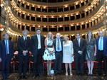 Giorgio Squinzi al fianco degli imprenditori astigiani all'Assemblea dell'Unione Industriale