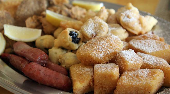 Gorzano di San Damiano, sei serate di grande festa con fritto misto e musica