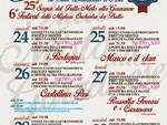 Gorzano di San Damiano, tutto pronto per la grande festa con fritto misto e musica