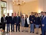 Il Vice Capo della Polizia di Stato Dr. Fulvio della Rocca ha incontrato il personale della Questura di Asti