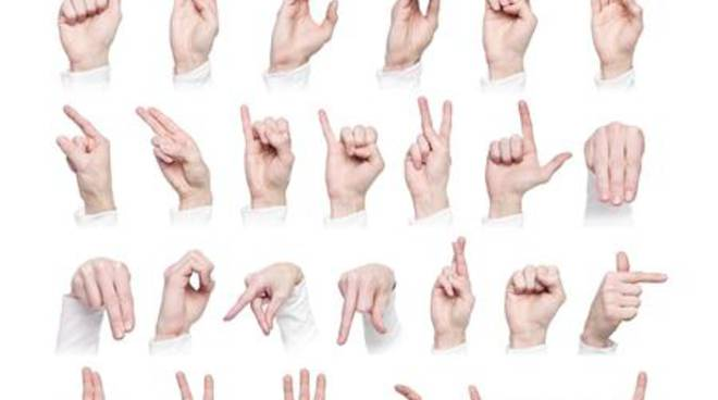 Ad Asti un Corso per imparare il linguaggio dei segni
