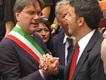 Brignolo incontra Renzi alla giornata di Coldiretti: ''bene per Asti l'abolizione di Imu e Irap agricola''