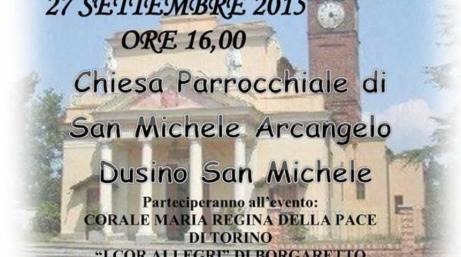 Domenica a Dusino San Michele la sesta edizione di ''Note sotto le stelle''
