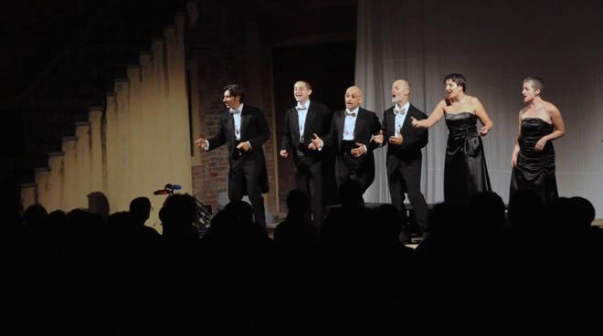 Grande successo alla Cascina del Racconto di Asti dello spettacolo ''Allegro cantabile''