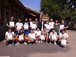 In Astiss 17 studenti Suism al brevetto da coach di pesistica olimpica