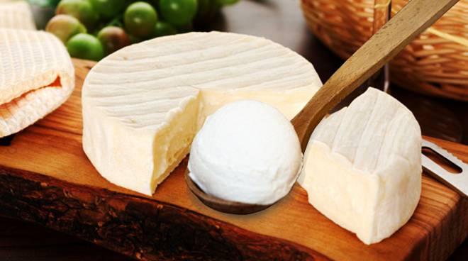 La Robiola di Roccaverano diventa un gelato con Alberto Marchetti a Cheese 2015