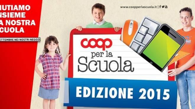 Sabato anche ad Asti ritorna ''Una mano per la scuola'' con Coop per la Scuola