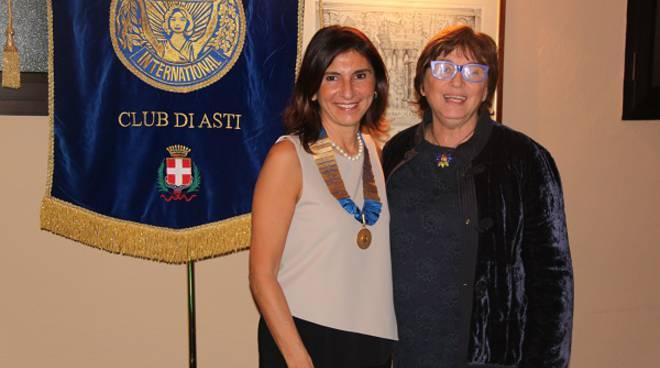 Daniela Timon Conte è la nuova presidente del Soroptimist International Club di Asti