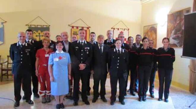 Il Centro Antiviolenza della Croce Rossa di Asti a Monastero Bormida