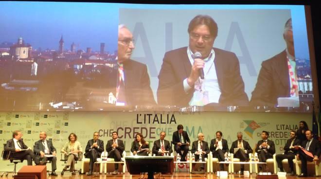 Il sindaco Brignolo all'Assemblea Nazionale dell'Anci: primo anno senza tagli ai Comuni?