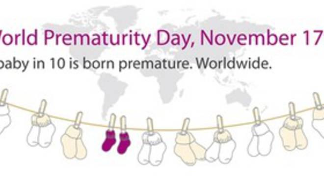 17 novembre, è la Giornata Mondiale dei bambini nati prematuri