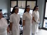 Asti, diplomate le Infermiere Volontarie della Croce Rossa