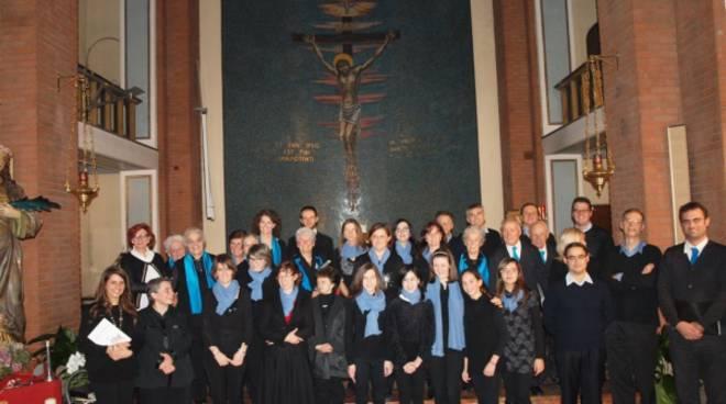 Domenica a Isola d'Asti la Corale Santa Caterina in concerto