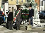 Domenica Mombercelli ha ricordato i caduti in guerra