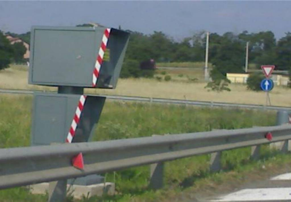 Asti: da lunedì arriva l'autovelox fisso sulla provinciale 10 tra Castello d'Annone e Quarto