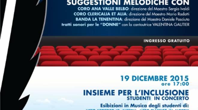 Asti: due concerti di Natale apettando l'Adunata Alpini 2016