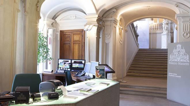 Gli orari del Museo Civico di Palazzo Mazzetti nelle feste, a Natale ingresso gratuito