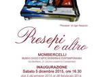 """Mombercelli, sabato al Musarmo riaprirà la Mostra """"Presepi e altro"""""""