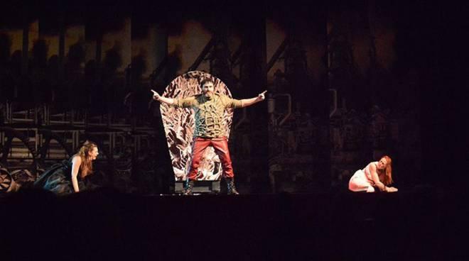 Al Teatro Alfieri di Asti venerdì 12 febbraio si replica a grande richiesta ''Antigone''