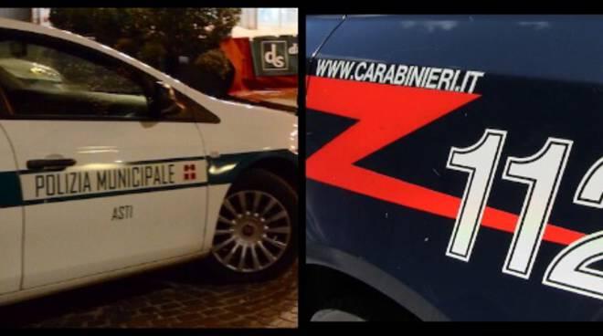 Controllo congiunto Carabinieri e Polizia Municipale, denunciate tre nomadi per non aver rispettato foglio di via