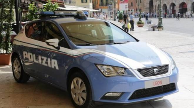 In servizio di volante ad Asti la nuova Seat Leon