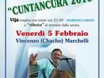 A Castiglione d'Asti domani c'è Cuntancura, ospite della serata Vincenzo ''Chacho'' Marchelli