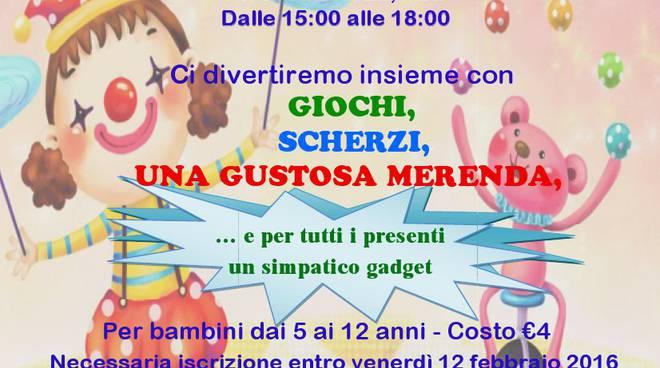Asti: carnevale al Centro Culturale San Secondo