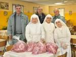La Provincia di Asti dona la carne di cinghiale alla Caritas