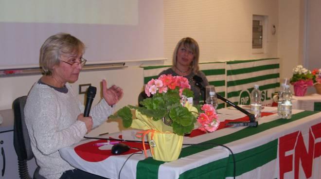 """Seminario Cisl """"Le mani della cura"""" riflessioni sull'assistenza dell'astigiano"""