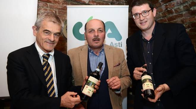 """All'Enoteca Regionale di Nizza ha debuttato il Piemonte Barbera del """"sai cosa bevi"""""""