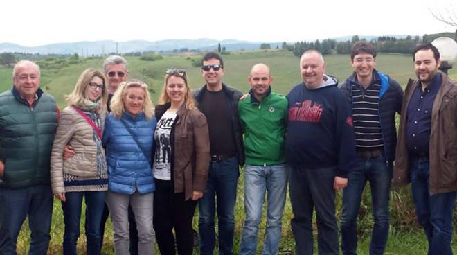 Antonio Siri è il fantino scelto dal Comitato Palio di San Damiano per il Palio di Asti 2016