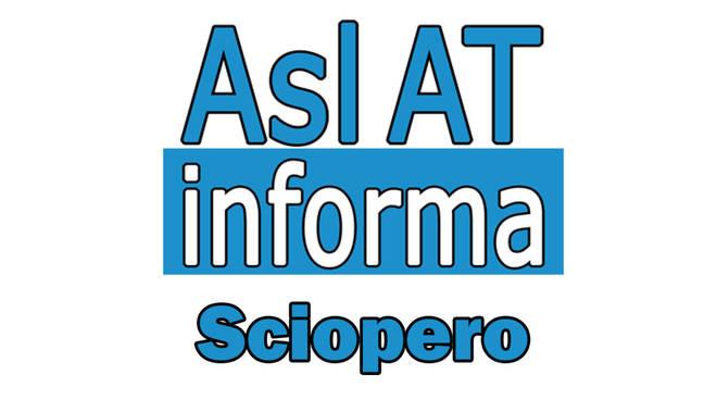 ASL Asti: confermato lo sciopero 24 ore nelle giornate del 1 maggio e del 4 maggio